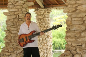 Bill Standing in Sedona