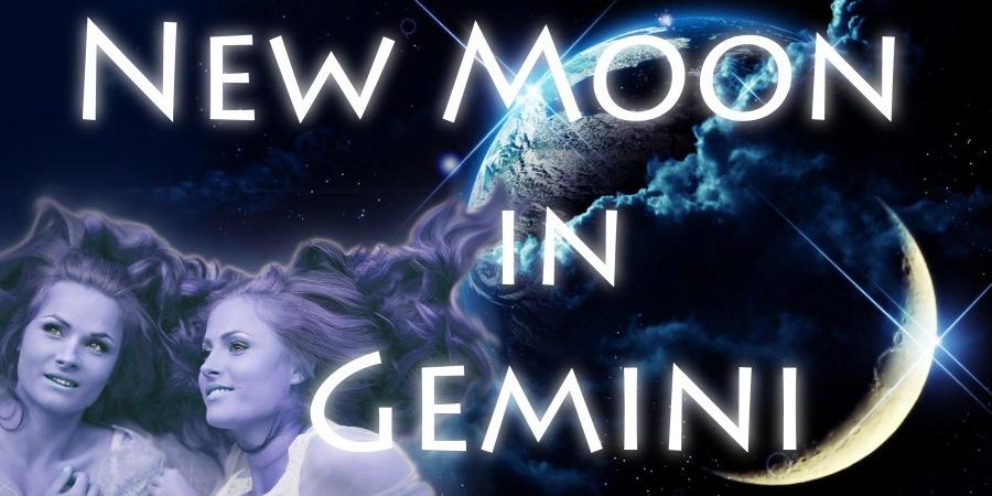 New Moon inGemini