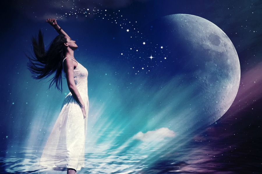 Breathe Easy with the New Moon in Aquarius